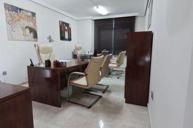 Administración Consulta 21 psicólogos Málaga