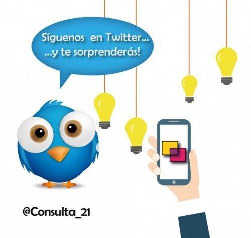 Twitter Consulta 21 psicólogos Málaga