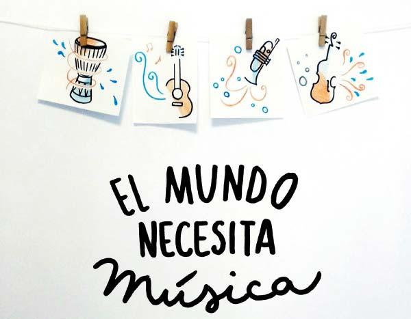 Terapia musical en Málaga