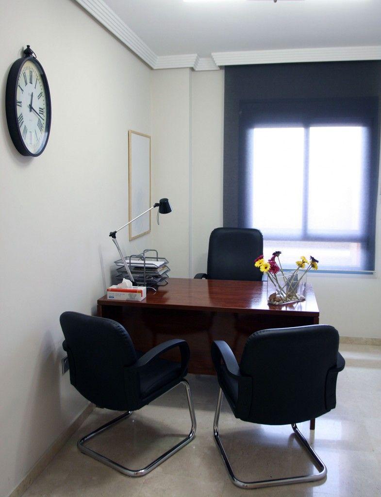 Despacho logopedia Consulta 21 Malaga