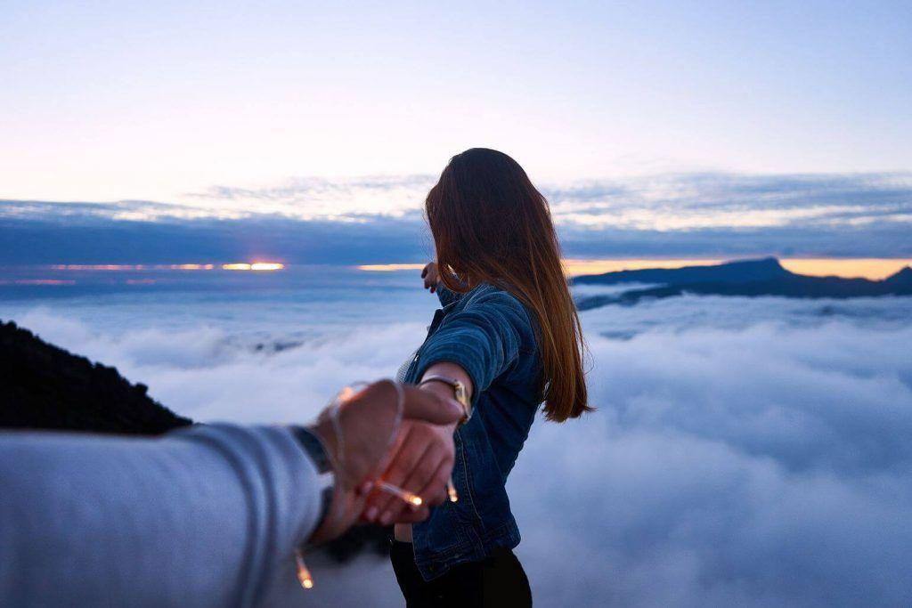 seguro de si mismo en una relación
