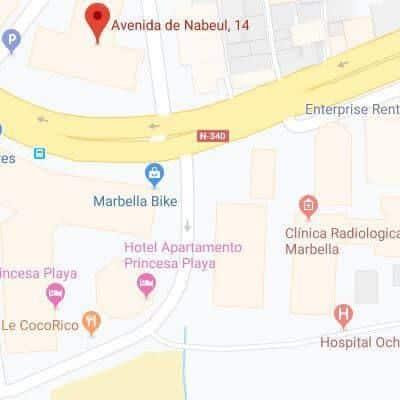 Psicólogos Marbella Consulta 21