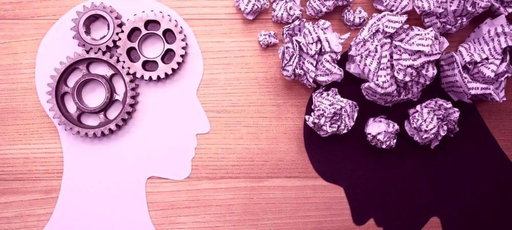 Distorsiones Cognitivas tipos más comunes