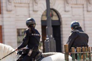 entrevista personal en la oposición a Policia Nacional